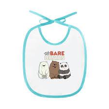 Нагрудник <b>Printio We bare</b> bears - купить , скидки, цена, отзывы ...