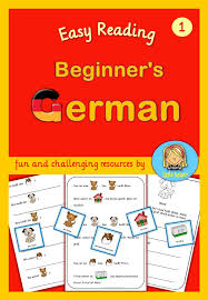 German for Beginners Easy Reading texts and worksheets ...