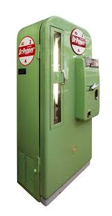 Dr Pepper Vending Machine For Sale Mesmerizing Collecting Vintage Vending Machines How To Spend It