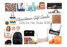 CHRISTMAS GIFT GUIDE FOR HER UNDER 100  More Than AdoredChristmas Gifts For Her 2014
