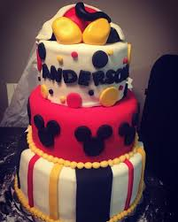 Mickey Mouse Baby Shower Ideas  Baby Shower Ideas And ShopsBaby Mickey Baby Shower Cakes