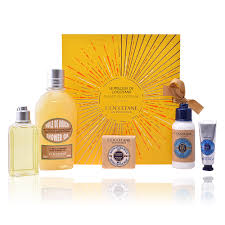 bath gift sets le meilleur de l occitane set