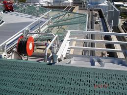 Hospital Heliport Design Elevated And Rooftop Helipads And Heliports Aluminium Offshore