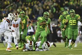Kani Benoit Football University Of Oregon Athletics