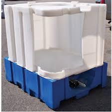 plastic ibc totes. Exellent Plastic 275 Gallon Poly Tote All Plastic IBC  Intermediate And Ibc Totes T