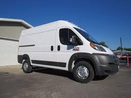 2018 dodge van.  dodge 2018 dodge ram promaster cargo van high roof 1500 white new for sale  dallas intended dodge van