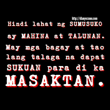 Tagalog Quotes Simple Welcome To HEARTBREAK UNIVERSITY Tagalog Love Quotes