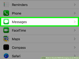 How to Disable MMS Messaging on an iPhone 3 Steps with