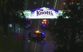 Knott's Berry Farm shooting: Drive-by ...