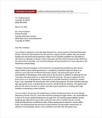 Example Teacher Cover Letters 8 Teacher Cover Letter Templates Free Sample Example