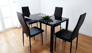medium size of small glass dining table and 4 chairs argos round leather red lacquer marble