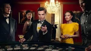 Jaquette/Covers Fleming: L'homme qui voulait être James Bond (Fleming: The  Man Who Would Be Bond) : la série TV