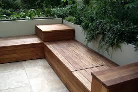 outdoor storage benches diy outdoor storage benches home with outdoor deck storage bench plan deck storage