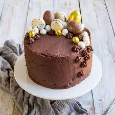 Vanilla Cake With Chocolate Orange Cream Cheese Frosting Lauren