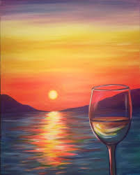 paint and sip paintings 25 best paint and sip ideas on wine and canvas image