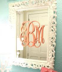 monogram wall decor chic wood monogram wall decor plus initials script  wooden monogram wall decor for