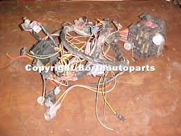 used parts chevy 1979 chevrolet el camino parts car 267 engine 4 1979 el camino fuse box dash wiring 70 00