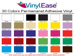 Oracal 651 Color Chart Details About 15 Rolls Of 12 In X 10 Ft Permanent Sign Craft Vinyl Upick From 30 Colors V0321