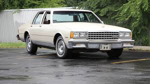 All Chevy chevy caprice 2013 : 1984 Chevrolet Caprice Classic Sedan | T1 | Dallas 2013