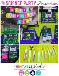 Family activities Obstacle course Science party Kids Spy party in 2020 |  Science party decorations, Science party, Science birthday
