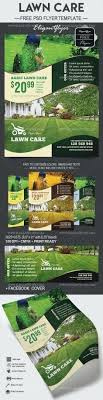 Lawn Care Brochure Greenfield Lawn Mowing Company Responsive Website Mower Templates