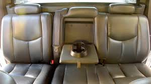 2004 chevrolet avalanche interior