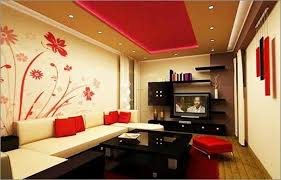amazing interior wall painting ideas living room