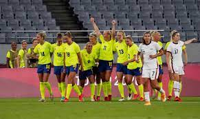 US women's soccer team thrashed by ...
