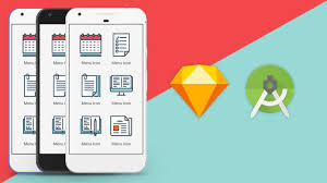 Sketch For Android Ui Design Sketch App Ui Design To Android Xml Studio Tutorial