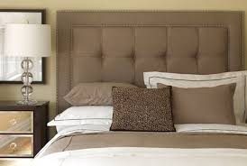 This Fabric Upholstered Headboard Idea Is Perfect For Gentlemen ... & This Fabric Upholstered Headboard Idea Is Perfect For Gentlemen Bedroom Adamdwight.com