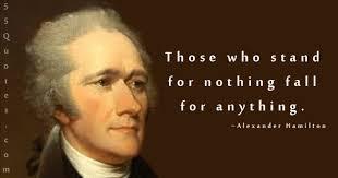 Alexander Hamilton Quotes Beauteous Alexander Hamilton Quotes Quotes