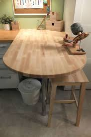 work tables for home office. Large Size Of Durable Solid Beech Worktop Gerton Legs Craft Work Tables Industrial Home For Office L