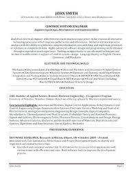 Sending Resume Email Samples Sample Resume Email Sample Resume Email Introduction System Engineer