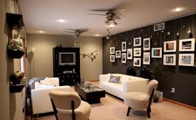 long wall decor ideas formidable prodigious awesome family room decorating interior design 4