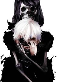 Image result for انیمه Tokyo Ghoul