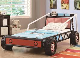 cool kids car beds. View In Gallery Coaster_Race_Car_Bed_400700 Cool Kids Car Beds