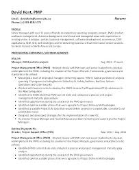 Management Sample Resume – Arzamas