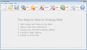 Amazing Slider Quick Start Guide |
