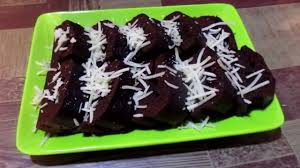 Bolu chocolatos kukus tanpa mixer dengan 4 bahan tanpa bahan pengembang seperti soda kue atau baking powder, sangat. Brownies Kukus Chocolatos Tanpa Mixer Youtube