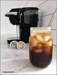keurig k cup iced blonde americano recipe