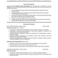 Sample Resume For Airline Customer Service Representative Best Best ...
