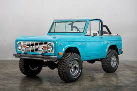 classic ford broncos hiconsumption classic ford broncos 3