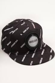 <b>Бейсболка MISHKA</b> Printed Cap MAW183206F99 (<b>Black</b>, O/S ...