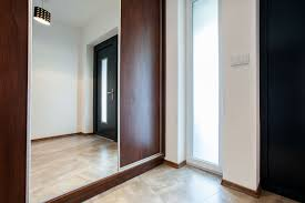 Image Glass LLC | Mirrored Closet Door Installation