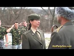 Soldiers gangbang woman free