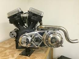 1949 harley davidson hd panhead engine s s super e carb