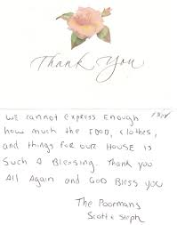 Thank You Notes For Nurses Thank You Note For Doctors And Nurses Rome Fontanacountryinn Com