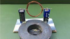 simple homemade electric motor. Simple Homemade Electric Motor