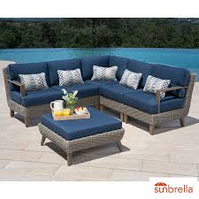 foremost melrose 6 piece sectional