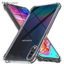 ¡diversión en donde te encuentres! Accesorios Celulares De Piel Para Samsung Galaxy A10 A20 A20 A30 A40 A40 E A50 A60 A70 S A80 A90 De Cubierta Transparente De M10 M30 M40 20 Accesorios Para Celular Por